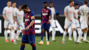 Check spelling or type a new query. Barcelona 2 8 Bayern Munich Bayern Decimate Barca To Reach Champions League Semi Finals Football News Sky Sports