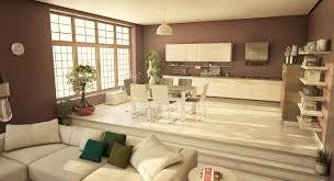 Living Room Dining Room Design 5 Living Rooms That Demonstrate Stylish Modern Design Trends