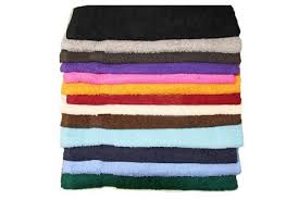 Buy Salon towels <b>16x27 colors 100</b>% <b>cotton</b>