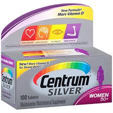 Centrum silver tabletten
