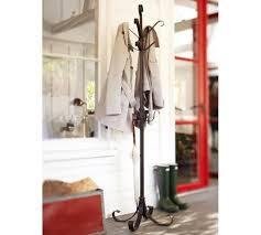 Coat Rack Pottery Barn Blacksmith Coat Rack Pottery Barn 2
