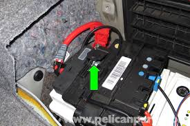 bmw e90 battery replacement e91 e92 e93 pelican parts diy large image extra large image