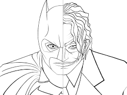 Small Picture Joker Coloring Pages Best Coloring Pages For Kids