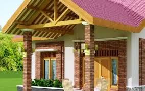Berikut ini sejumlah gambar teras sederhana di kampung yang minimalis dan bersahaja. Model Teras Rumah Kayu