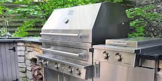 hybrid fire grill