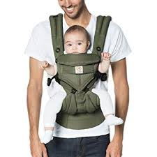 Amazon.com : Ergobaby Omni 360 Cool Air Mesh Ergonomic Baby Carrier ...