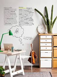 Whiteboard for home office Side Chairs Poppytalk Fresh Home Office Ideas Pinterest Fresh Home Office Ideas Diy Pinterest Home Office Home
