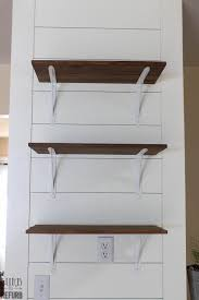 Kitchen Shelf Decorating Kitchen Shelf Styling Curb To Refurb