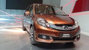new car launches honda mobilioHonda Mobilio MPV spec features price  launch date in India