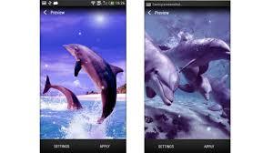 delphin live wallpaper
