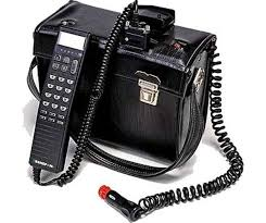 first motorola bag phone. from backpack transceiver to smartphone: a visual history of the mobile phone first motorola bag