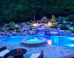 pool deck lighting ideas. Swimming Pool Lighting Ideas Deck
