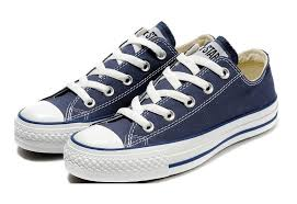 converse shoes black and blue. converse shoes navy blue chuck taylor all star classic womens/mens canvas lo sneakers black and l
