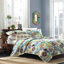 cynthia rowley quilts bedding mizone tamil twin xl coverlet set