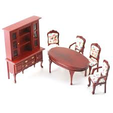 dollhouse furniture 1 12 scale. df268 112 scale dolls house furniture dining room set dollhouse 1 12 d