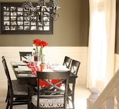 Decorating A Kitchen Table Dining Room Table Decorating Bettrpiccom