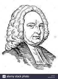 James Bradley (1693-1762), astrónomo inglés, ilustración de la Enciclopedia  soviética, 1927 Fotografía de stock - Alamy