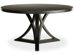 black modern round dining table smart combinations of intended for remodel 16