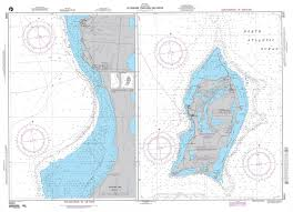 Town Charts Nga Nautical Chart 26281 Cockburn Town San Salvador Bahama Islands