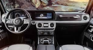 Der glb ist bis ins detail ein echter suv. The New Mercedes Benz G Class Exclusive Interior The G Class Reinterpreted For Today Daimler Global Media Site