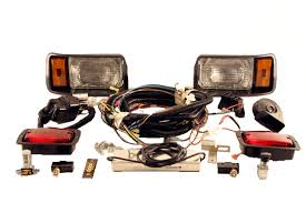 light kit deluxe for club car electric 1993 up 48 volt ds cars light kit deluxe for club car electric 1993 up 48 volt ds cars includes voltage reducer