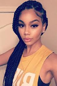 Box Braids Hair Style top 25 best box braids styling ideas box braid 2821 by wearticles.com