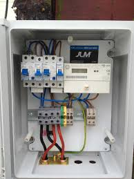 electrical power box. Perfect Electrical When Electricity Comes Into A House Its First Stop Is The Meter Box You  Know Old Metal Box Hanging On Wall Or Fence Outside Every Home In Electrical Power Box I