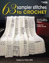 Buy 63 Sampler Stitches to Crochet by Darla Sims With Free Delivery |  wordery.com