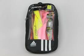 Adidas F50 Pro Lite Shin Guard Size Chart Adidas F50 Lite Mens Soccer Shinguard Style X16989 Size Xl