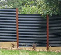 how to build a corrugated metal fence modern corrugated metal fence cost to build corrugated metal fence