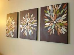diy wall decor ideas erfly for nursery simple art decorating glamorous living room large la