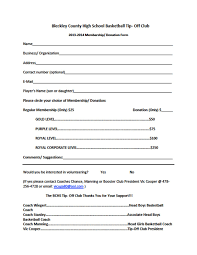 organization membership form template bleckley progress forms