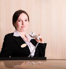 a hotel front office manager ensures front desk operations are running smoothly