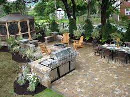 Simple Outdoor Kitchen Designs Cheap Outdoor Kitchen Ideas Hgtv