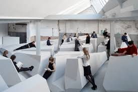new office design trends. the office of chairless new design trends c