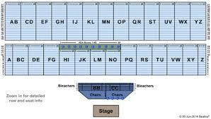 Iowa State Grandstand Seating Chart Grandstand Iowa State Fair