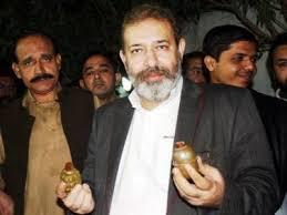 SSP Chaudary Aslam's assassin arrested