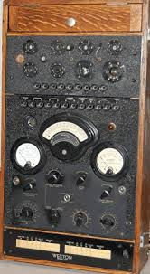 what s it worth the weston electrical instrument company what s it worth military tube testers