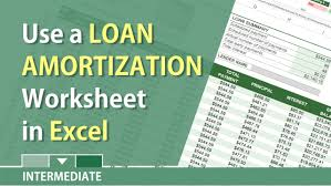 Loan Amortizer Excel Loan Amortization For New Car New House Or Refinance