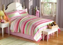 Pink Green Comforter Sets Bedding Queen For Girls Bed And Bath 1 Hot