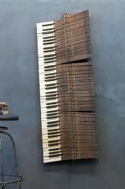 piano wall art vintage piano keys musical wall art on piano harp wall art with piano wall art vintage piano keys musical wall art humanmade