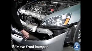 How To Install Fog Lights On Honda Civic 2005 Specdtuning Installation Video_ 2006 2007 Honda Accord Sedan Fog Lights Mp4