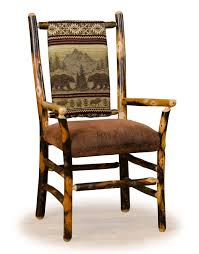 rustic upholstered dining chairs. Wonderful Upholstered Rustic Log Chair With Upholstery Inside Upholstered Dining Chairs S