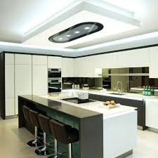 flush mount kitchen exhaust fan ceiling range hood awesome anzi cooker stainless