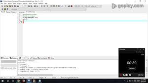 Print Name How To Print Name Using Dev C Youtube