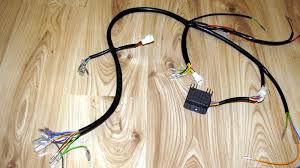 cb350 cl350 wiring harness vintage honda motorcycle parts at Cb350 Wiring Harness