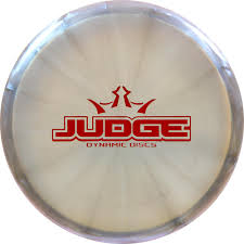 Dynamic Discs Limited Edition Chameleon Lucid X Judge Putter Golf Disc