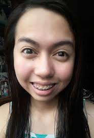 you may also wear the best accessory that you can always wear a smile here is my picture before and after doing the pond s no makeup look regimen