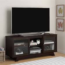 Sauder Harvest Mill Panel TV Stand - Abbey Oak - Walmart.com