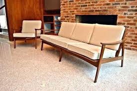New danish furniture Scandinavian Wood Frame Sofa New Ideas Mid Century Danish And Chair In County Furniture Best With Loose Deercreekvineyardcom Wood Frame Sofa New Ideas Mid Century Danish And Chair In County